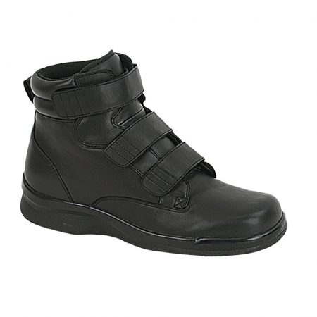 Apex Biomechanical Triple Strap Boot Black