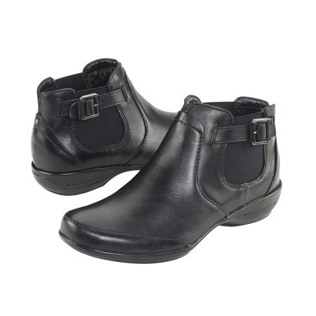 AMY ANKLE BOOT BLACK