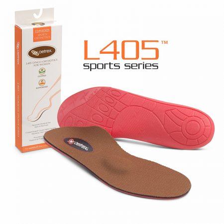 L405W дамски спортни стелки