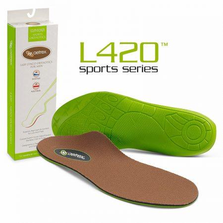Lynco спортни мъжки стелки L420M