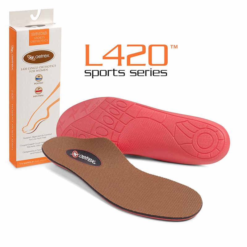 Дамски стелки Lynco спортни
