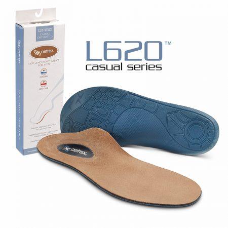 Lynco мъжки всекидневни стелки L620