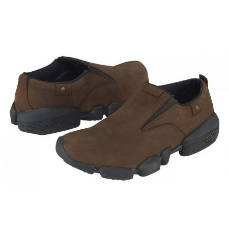 Aetrex Modpod Slip-on Brown