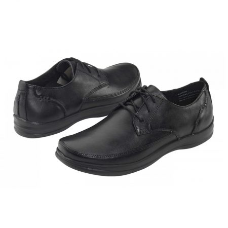 Aetrex Dale Classic Lace-up Black