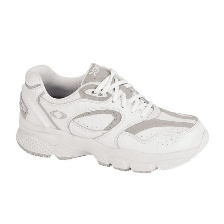 Lace Walker White Grey