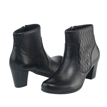 SHAUNA SHORT BOOT BLACK