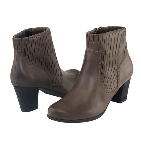 SHAUNA SHORT BOOT DARK MOSS