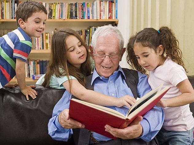 Възпитаване на уважение към възрастните