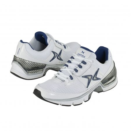 WOMEN'S XSPRESS FITNESS RUNNER WHITE NAVY S681