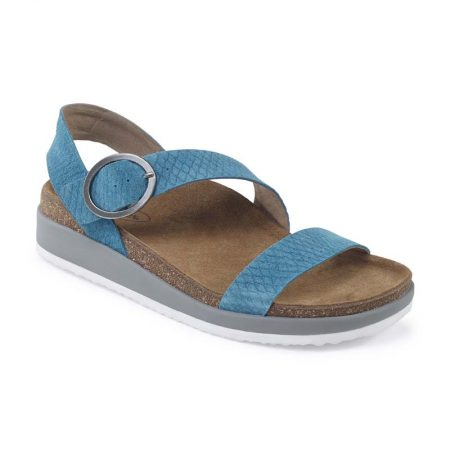 ADRIANNA ADJUSTABLE SANDAL OCEAN CL305W