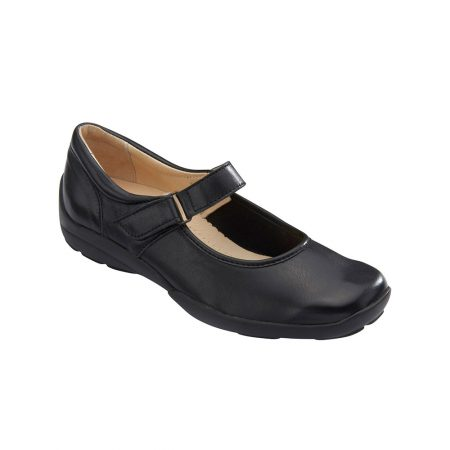 ARABELLA 2V BLACK LEA/STRETCH
