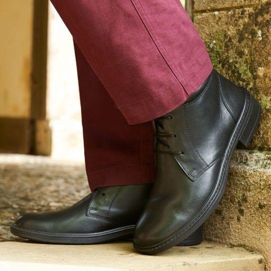 мъжки обувки Luke DB