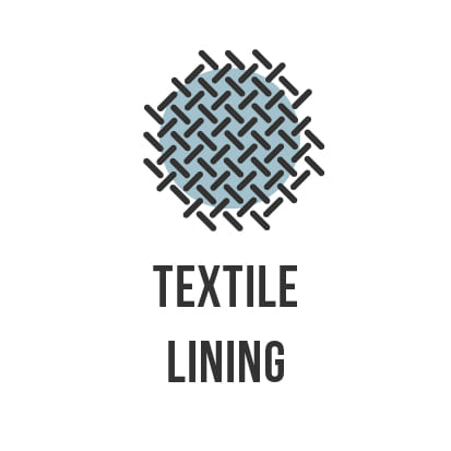 DB textile lining