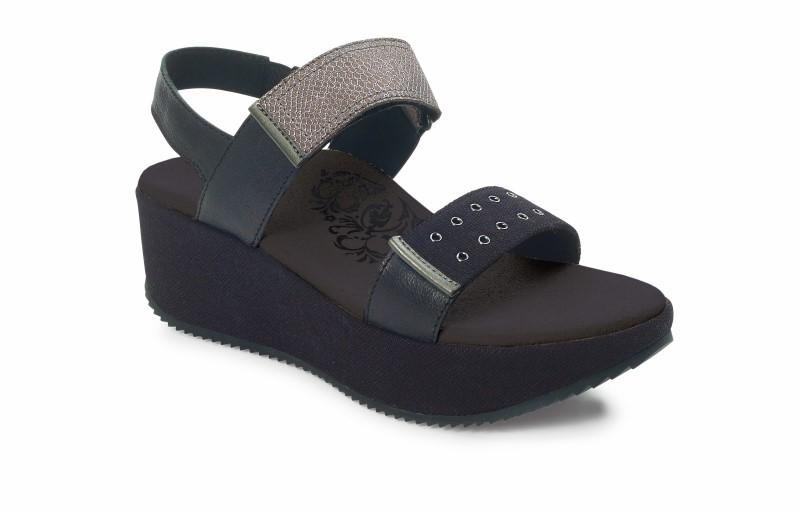дамски сандали Aetrex платформа