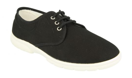 TROON-Black canvas-82001A_3Q