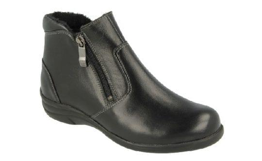 SANDBACH-Black leather-68163A 1