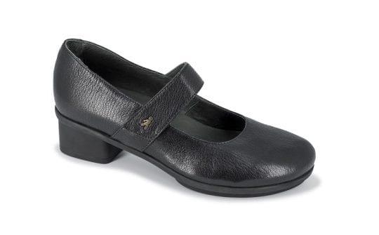 Дамски обувки Itta nero Benvado