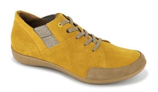 Дамски обувки Clara Giallo, Benvado