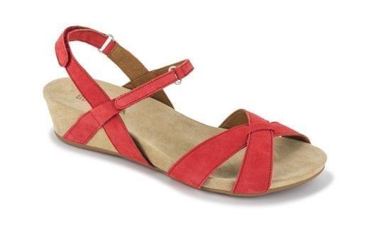 Дамски сандали Viola fuoco, Benvado
