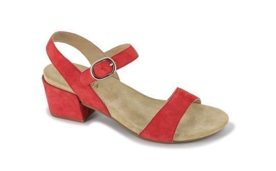 Дамски сандали Perla fuoco, Benvado