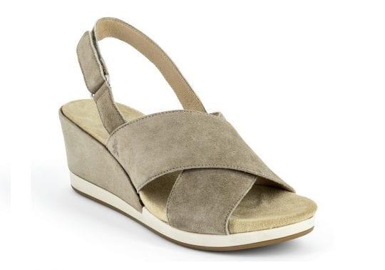 Дамски сандали Olivia sabbia, Benvado