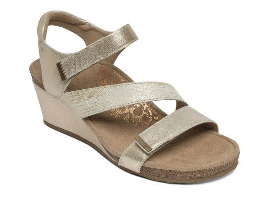 Дамски сандали BRYNN GOLD