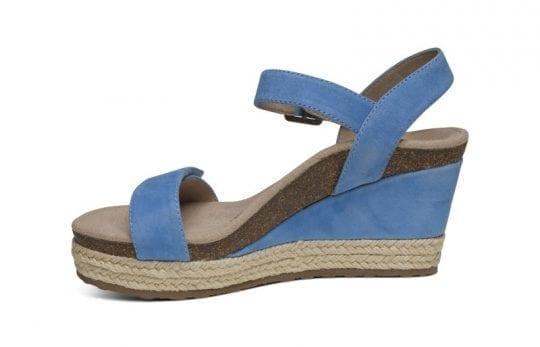 Дамски сандали SYDNEY SPRING BLUE, Aetrex