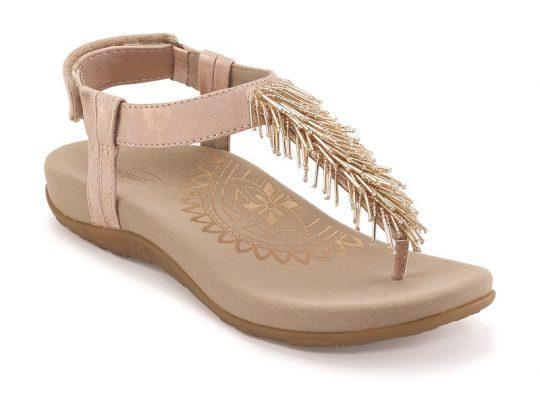 Дамски сандали PORTIA BLUSH