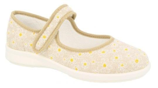 Дамски обувки MONTANA 2V Beige