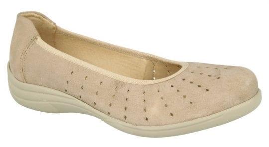 Дамски обувки OBAN EV Beige nubuck