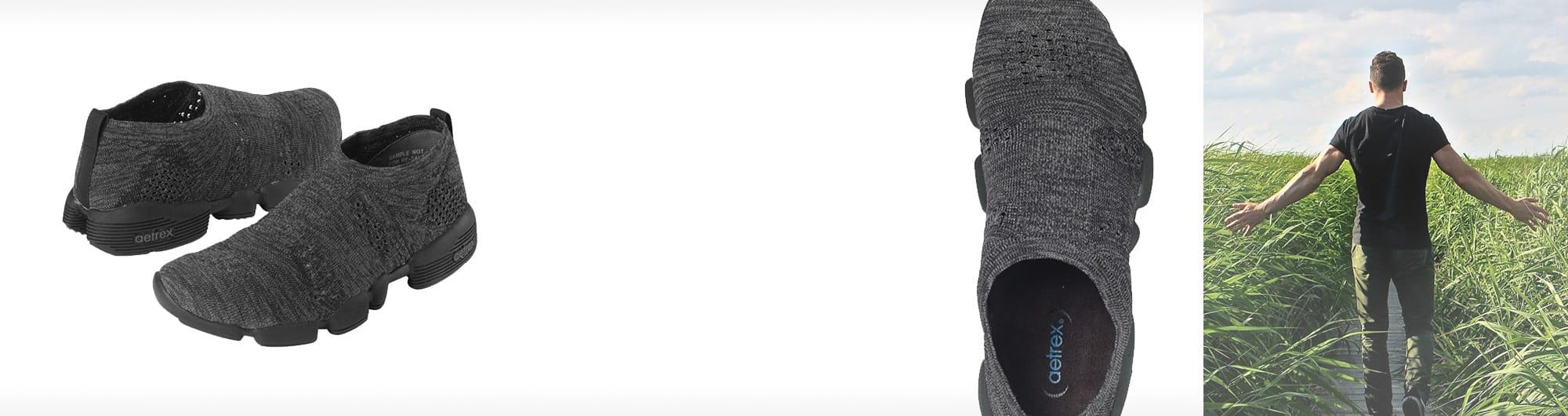 Мъжки обувки за ходене Modpod Aetrex