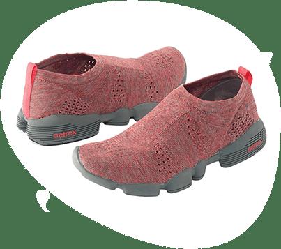 Дамски обувки за ходене Modpod