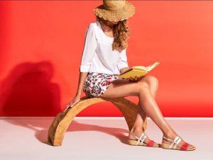 Качествени дамски сандали Benvado
