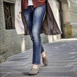 каествени дамски обувки естествена кожа Benvado