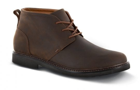 Мъжки боти Hudson Chukka Boot Brown