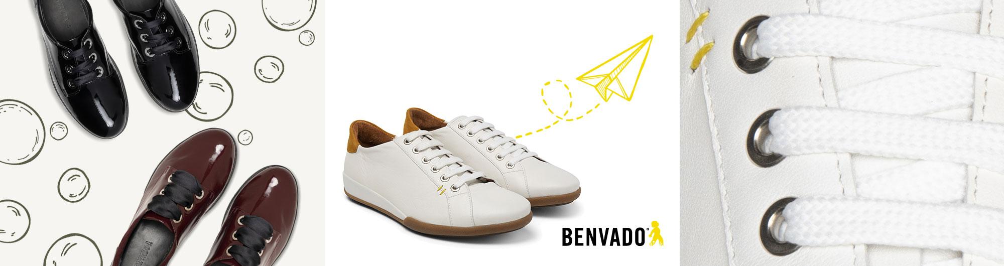 Дамски обувки Benvado