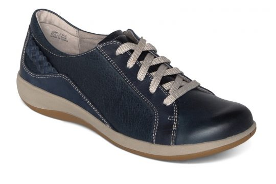 Дамски ортопедични обувки Aetrex Dana сини