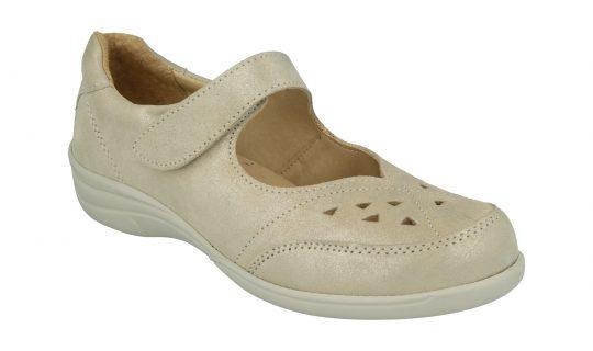 дамски широки обувки Piedo DB