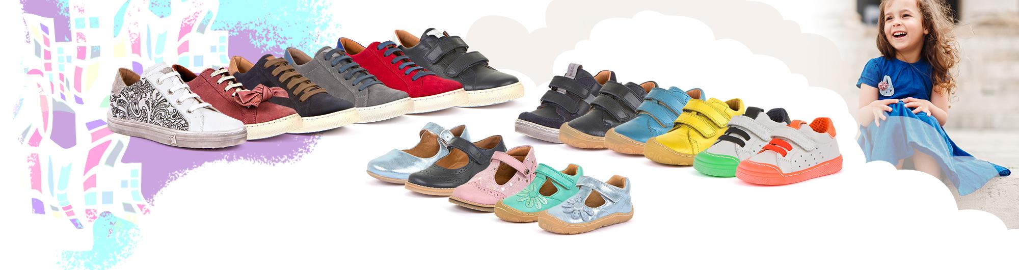 Детски и юношески кецове и обувки Froddo