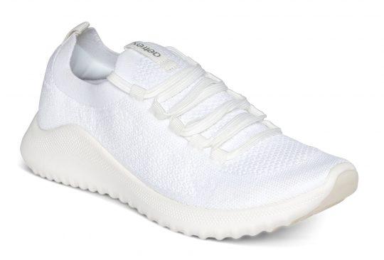Дамски спортни обувки Carly Arch Support White