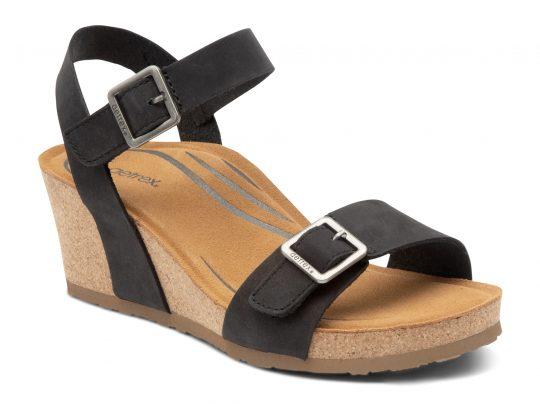 Дамски сандали Lexa Black