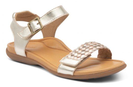 Дамски сандали Lucy Metallic