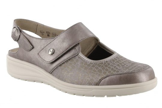 дамски затворени сандали