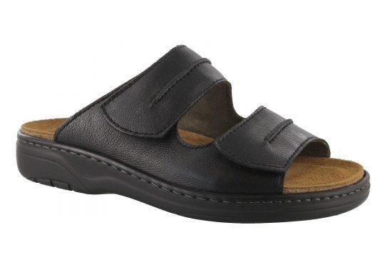 мъжки кожени ортопедични чехли