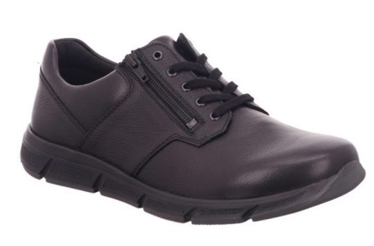 Мъжки стреч обувки Kai Sportflex/Softcalf schwarz
